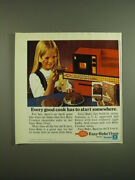 1973 Kenner Betty Crocker Easy-bake Oven Ad - Every Good Cook Has To Start