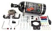 Nitrous Outlet Pontiac 04-06 Gto 92mm Fast Intake Plate System 10lb Bottle