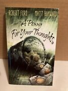 A Penny For Your Thoughts By Robert Ford And Matt Hayward Horror Pb
