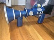 Despicable Me Minions The Rise Of Gru Fart 'n Fire Blaster Toy Gun Used
