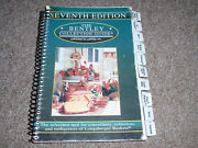 Longaberger 1999-2000 Seventh Edition Bentley Guide, With Tabs, Pre-owned