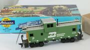 Athearn 5361 Ho Scale Bn Burlington Northern Wide Vision Caboose