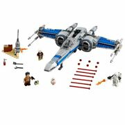 Lego Star Wars The Force Awakens 75149 Resistance X-wing Fighter 740 Pieces