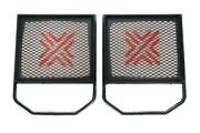 Pipercross Pp2007 Dry Drop In Panel Air Filter Fits Mercedes Slc Amg R172