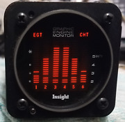 Insight Gem 602 Graphic Engine Monitor With Cht Egt Graphic Display