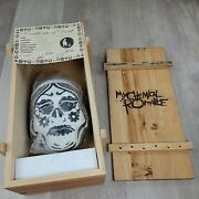 My Chemical Romance Mcr Limited Edition Wood Coffin Box The Black Parade Is Dead