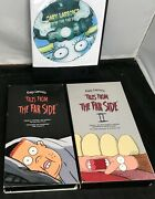 Gary Larsonand039s Tales From The Far Side 1 And 2 Dvd And Vhs