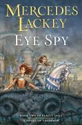 Eye Spy, Hardcover By Lackey, Mercedes, Brand New, Free Shipping In The Us
