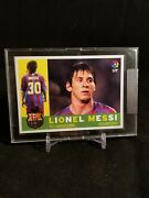 Lionel Messi 2004 Card F.c. Barcelona Rc Sealed 10 Limited 30 Series 10/30