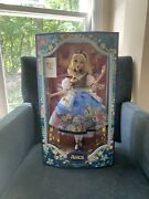 Disney Alice In Wonderland Limited Edition Doll By Mary Blair 70th Anniversary