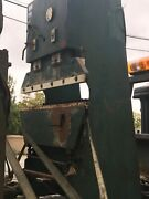 4and039 Chicago Press Brake With Front Operated Back Guage