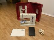 Bernina 830 Record Sewing Machine With Case And Accessories Parts Or Repair 2
