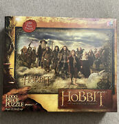 Go The Hobbit An Unexpected Journey 1000 Piece Jigsaw Puzzle Complete