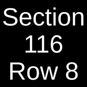 2 Tickets Rage Against The Machine And Run The Jewels 8/14/22 New York Ny
