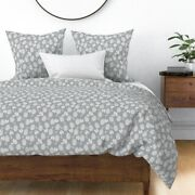 Pinecone Winter Nature Pinecones Outdoors Camping Sateen Duvet Cover By Roostery