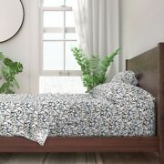 Garden Gnomes Spring Coopercraft Gnome 100 Cotton Sateen Sheet Set By Roostery