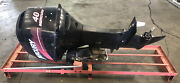 Mercury 40 Hp 40 Elpto 20andrdquo 2003 2 Stroke Outboard Motor Engine As Is