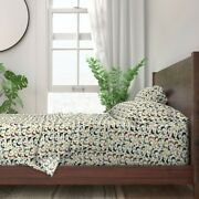 Desert Dachshund Boho Pet Decor Doxie 100 Cotton Sateen Sheet Set By Roostery