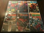 Spawn Lot Vf 8.0 + 1,2,3,4,5,6,7,8,9,10,11,12,13,14,15,16,17 And 61 18 Books