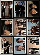 1964 Topps Beatles Diary Almost Complete Set 7 - Nm