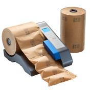 Idl Packaging Aw1s.paper Airwave1 Air Cushion Starter Kit Paperfilm