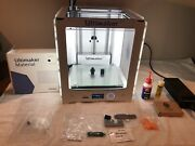 Refurbished Ultimaker 2+ 3d Printer - Clean - All New Mechanical Parts
