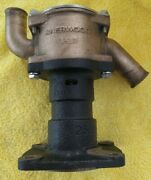 Sherwood Engine Cooling Pump G-1010-01 Used Maybe Need Repair.