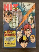 Hit Comics 29 1943 Kid Eternity, Stormy Foster, Her Highness, Betty Bates