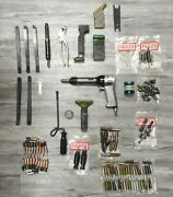 Taylor Browntool T-4x .401 Rivet Hammer Lot - Many Items Included