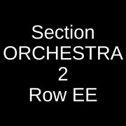2 Tickets Ringo Starr And His All Starr Band 5/31/22 Asbury Park Nj