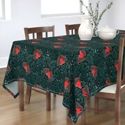Tablecloth Moths At Night Entomology Lepidoptera Bug Collection Cotton Sateen