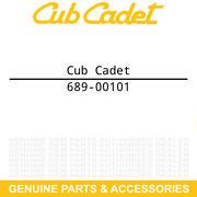 Cub Cadet 689-00101 Hitch Bracket Assembly Weight Triple Rear M060 M06 Bagger