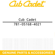 Cub Cadet 781-05168-4021 Yellow Trimmer Base St100 Wheeled String Trimmers