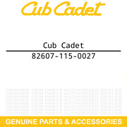 Cub Cadet 82607-115-0027 Connecting Cover Yellow Challenger Cx700 Cx500 700 500