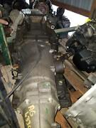 Automatic Transmission S10/s15/sonoma Truck 01