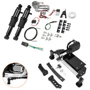 Electric Center Stand W/ Ride Suspension For Touring Glide Baggers 2009-2016