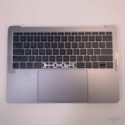 Apple 13 Macbook Pro 2017 Mpxt2ll/a-bto + Liquid Dmg Does Not Boot Sold As Is