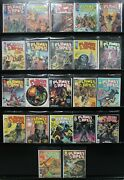 Planet Of The Apes 1-22 Lot Most Vf High Grade
