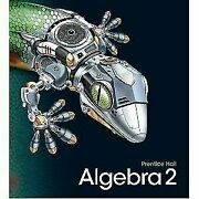 Algebra 2 Common Core By Randall I. Charles, Prentice-hall Staff And...