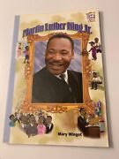 History Maker Bios Martin Luther King Jr. Mary Winget