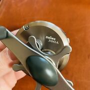 Daiwa Millionaire Cv-x 300a Saltwater Approved Very Good Condition Japan Model