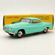 Deagostini 143 Dinky Toys 549 Coupe Borgward Isabella Diecast Models Car Gift
