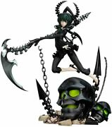 New Black Rock Shooter Dead Master Animation Version 1/8 Pvc From Japan