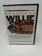 Willie Nelson And Friends - Live And Kickin' Pre Owned