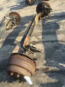 Ref Eaton-spicer E1460i 2009 Axle Assembly Front Steer 2018143