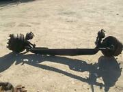Ref Eaton-spicer E1202i 2009 Axle Assembly Front Steer 2074716