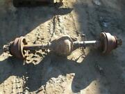 Ref Ford All 1984 Axle Assembly Rear Rear 1843683