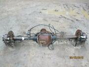 Ref Ford All 2008 Axle Assembly Rear Rear 1651370