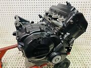 2007 Honda Cbr600rr Replacement Engine Assembly Motor Block 12842 Miles