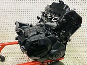 2008 Honda Cbr600rr Replacement Engine Assembly Motor Block 16187 Miles